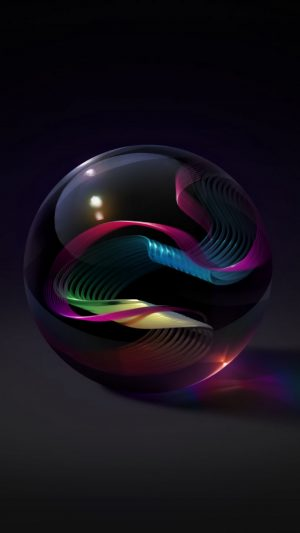 3D Color Ball Glass Art HD Wallpaper 1080x1920 300x533 - 3D Wallpapers