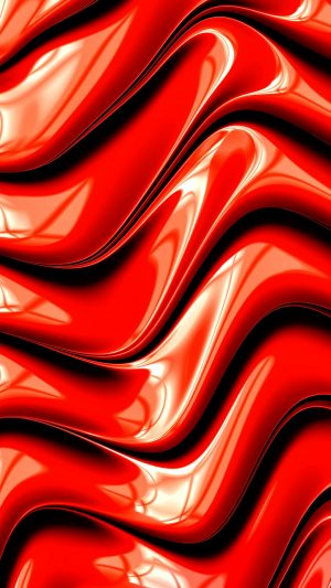 3D Fractal Graphic Red Surface HD Wallpaper 1080x1920 300x533 - 3D Wallpapers