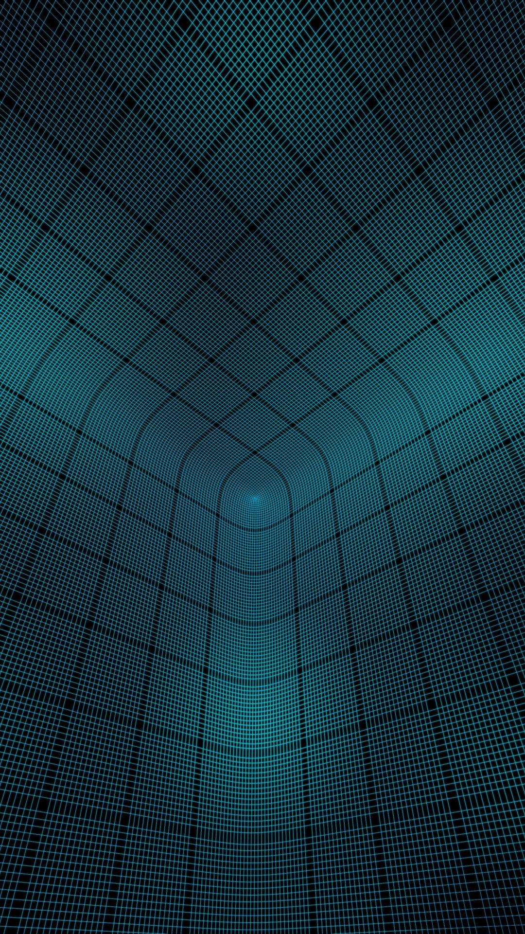 3d Mesh Optical Illusion Hd Wallpaper 1080x1920