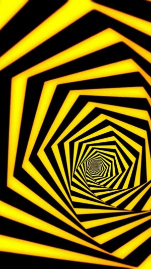 3D Yellow Black HD Wallpaper 1080x1920 300x533 - 3D Wallpapers