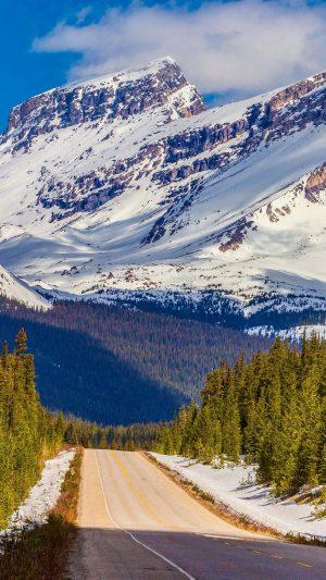 Alberta Canada Banff National Park Mountain Wallpaper 1080x1920 300x533 - Nature Wallpapers