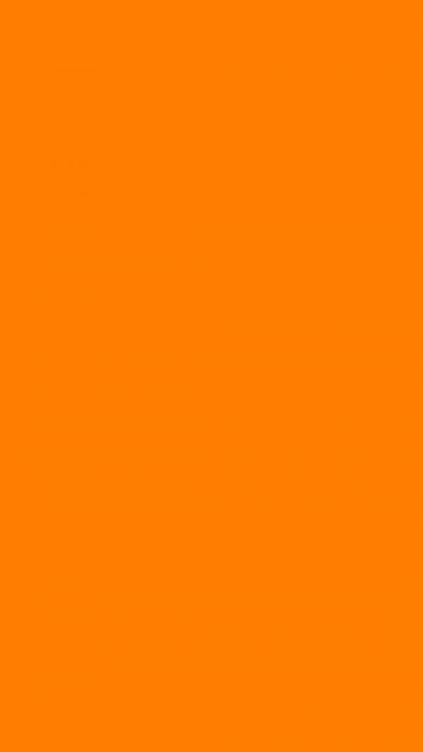 Amber Orange Solid Color Background Wallpaper for Mobile Phone 600x1067 - Amber Orange Solid Color Background Wallpaper for Mobile Phone