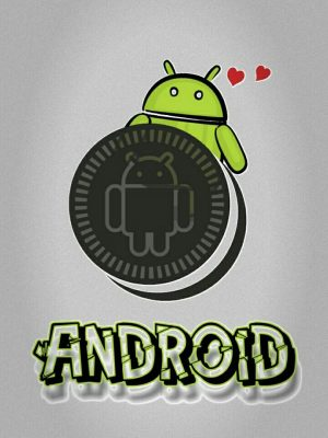 Android Oreo Minimal Background HD Wallpaper 300x400 - Minimal Wallpapers