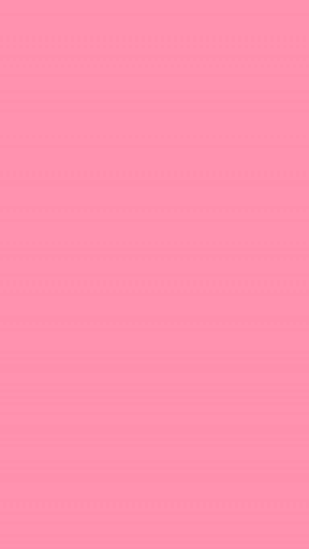 Baker Miller Pink Solid Color Background Wallpaper For Mobile Phone