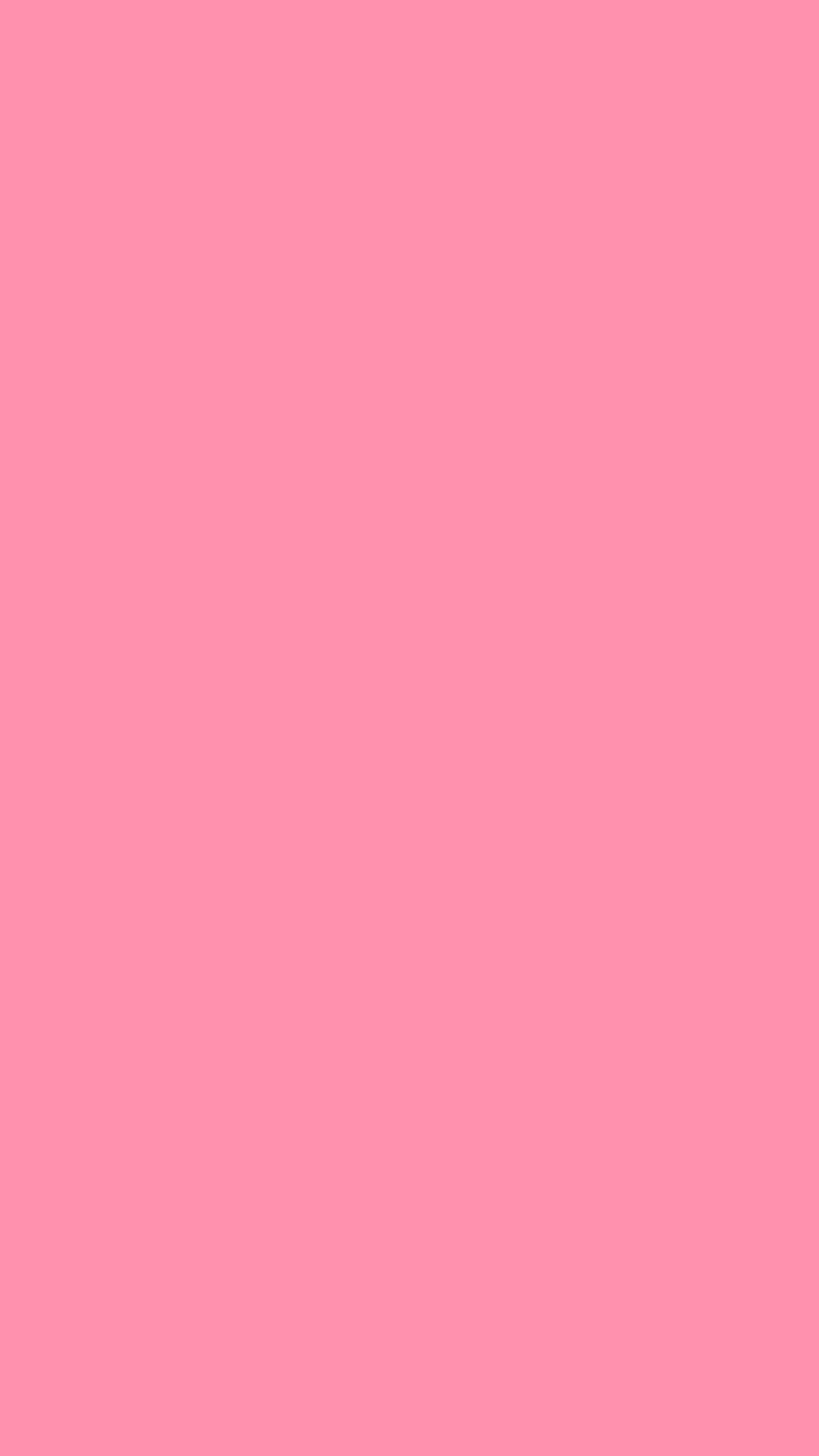 Baker Miller Pink Solid Color Background Wallpaper For