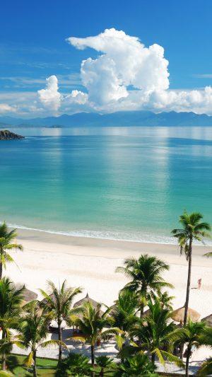Beach Tropics Sea Sand Summer Wallpaper 1080x1920 300x533 - Nature Wallpapers
