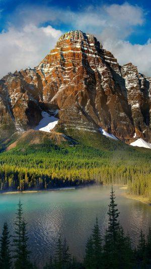 Beautiful Scenery Mountains Lake Wallpaper 1080x1920 300x533 - Nature Wallpapers