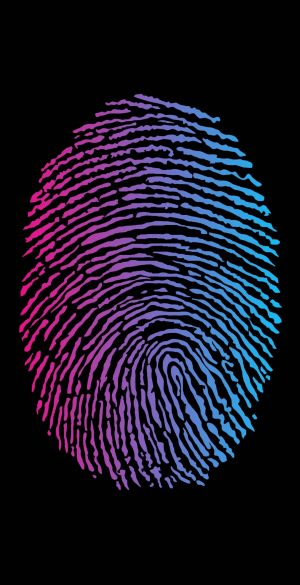 Big Fingerprint Lock Screen Wallpaper 300x585 - Lock Screen Wallpapers