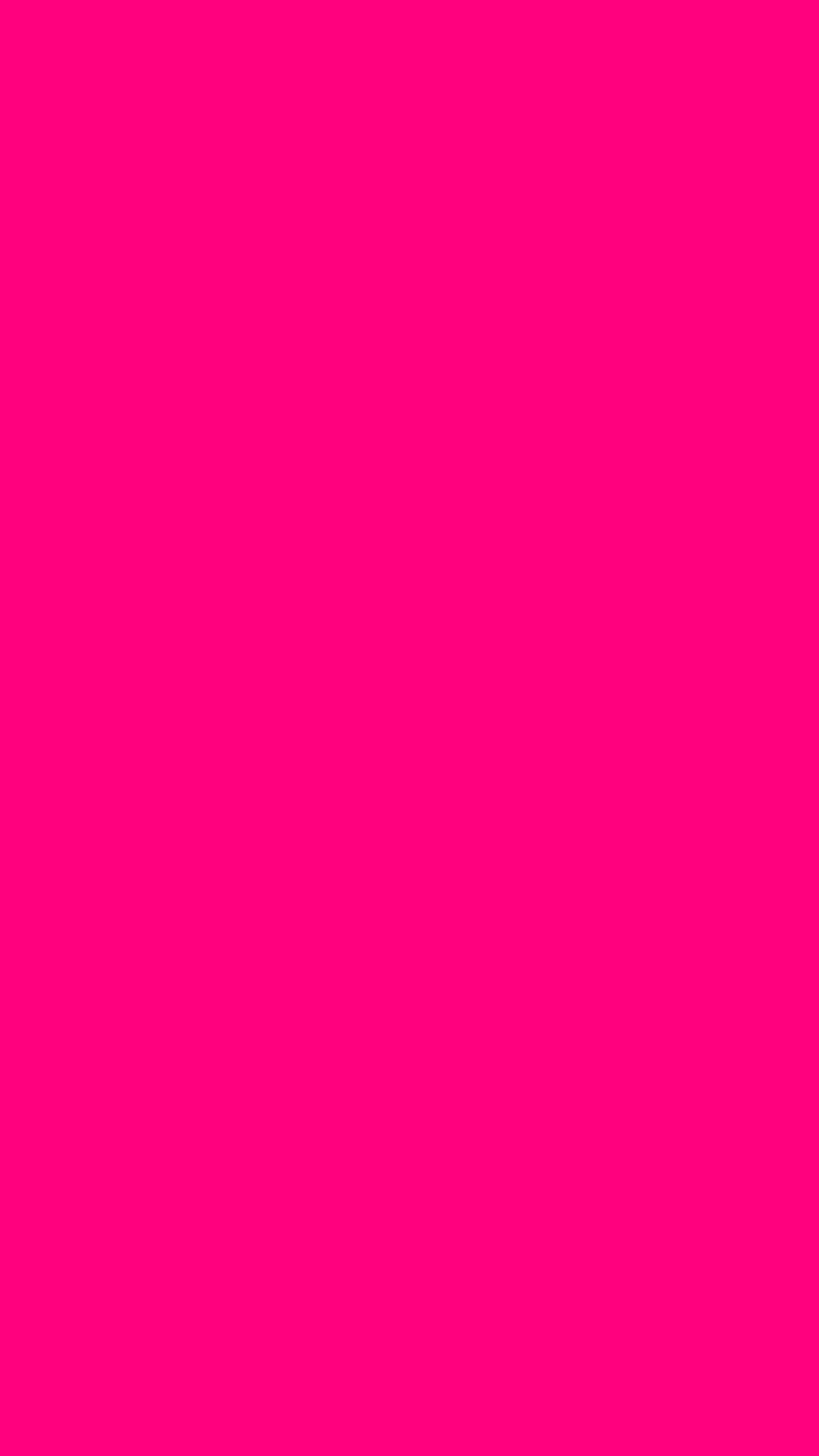 Bright Pink Solid Color Background Wallpaper For Mobile Phone