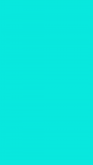 Bright Turquoise Solid Color Background Wallpaper for Mobile Phone 300x533 - Solid Color Wallpapers