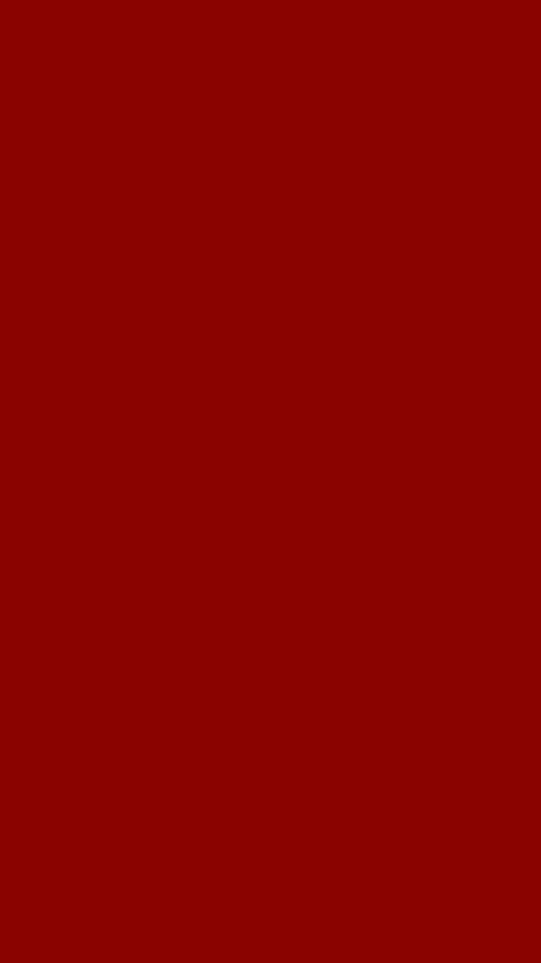 Dark Red Solid Color Background Wallpaper For Mobile Phone