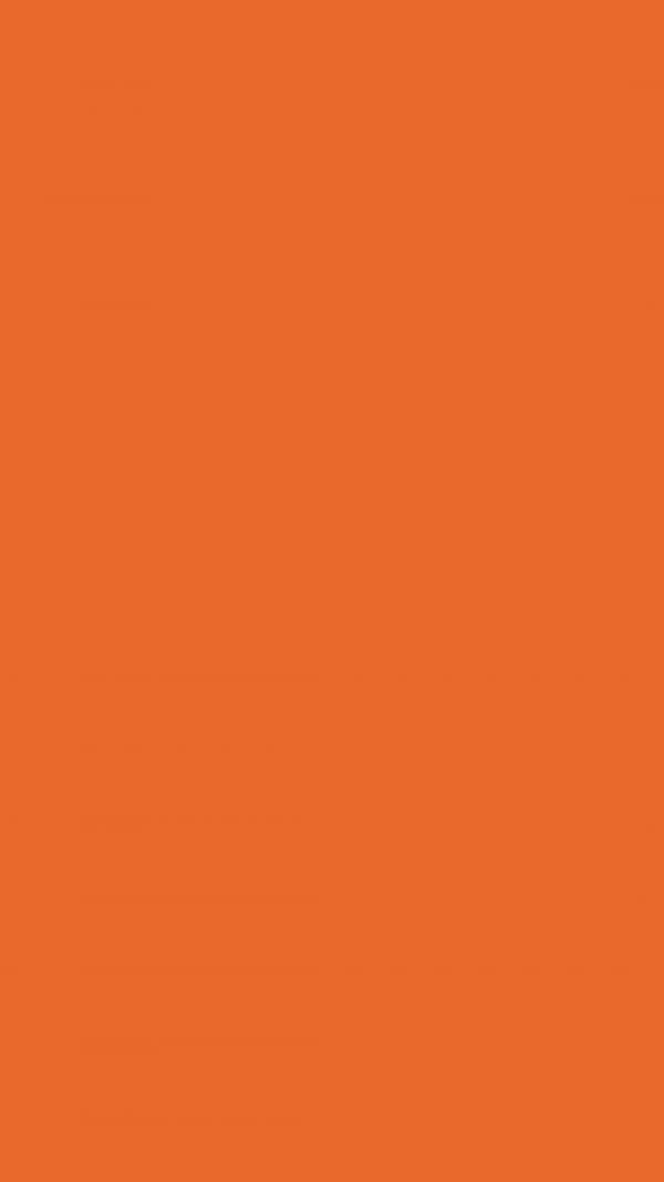 Deep Carrot Orange Solid Color Background Wallpaper for Mobile Phone 600x1067 - Deep Carrot Orange Solid Color Background Wallpaper for Mobile Phone
