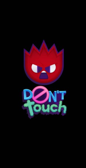 Dont Touch Phone Wallpaper 1080x2340 300x585 - Lock Screen Wallpapers