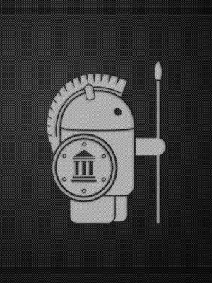 Droid Force Minimal Background HD Wallpaper 300x400 - Minimal Wallpapers