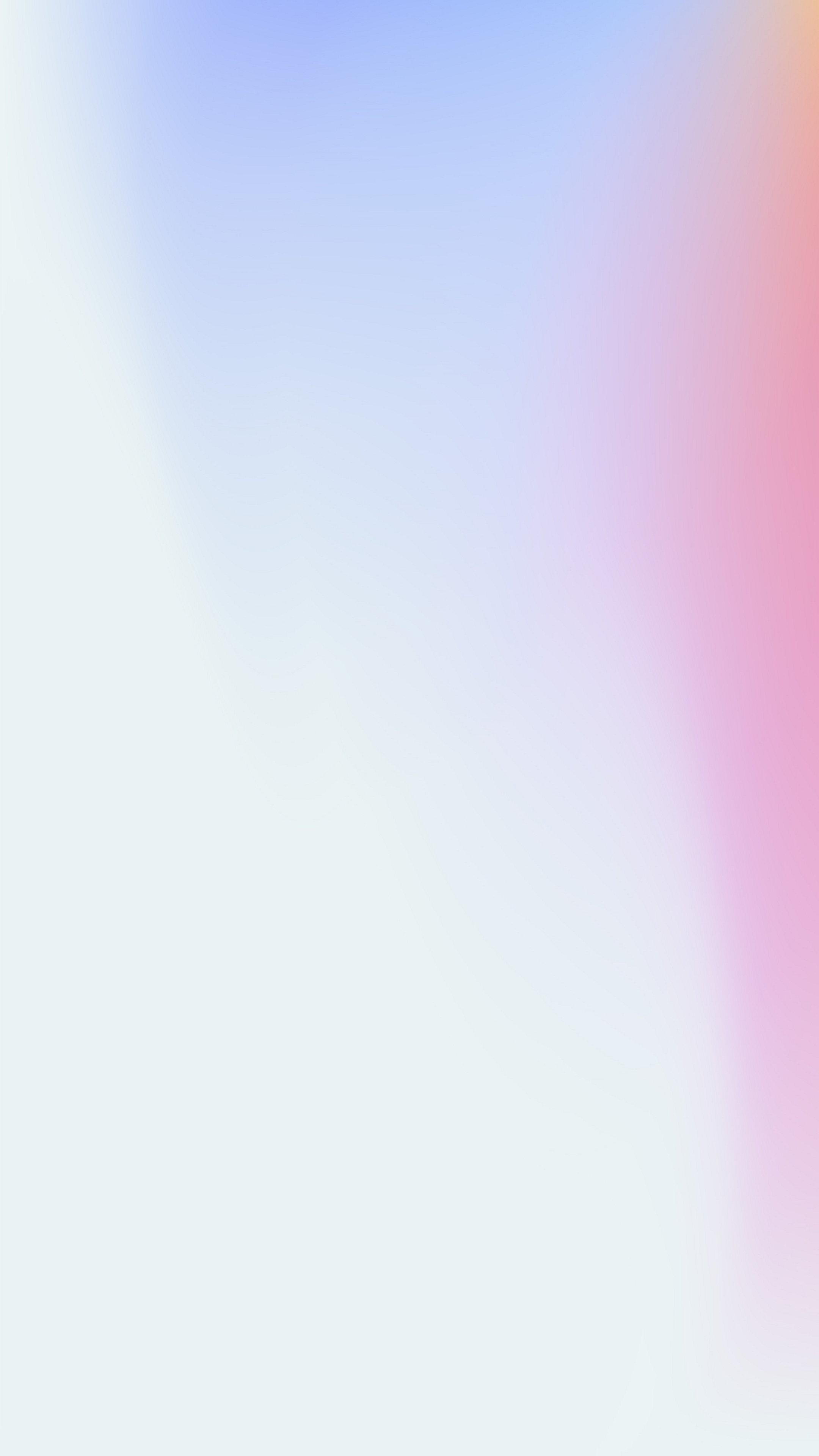 Dusty Blue Gradient Wallpaper