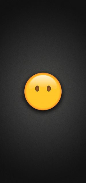 Face without Mouth Emoji Phone Wallpaper 300x633 - Emoji Wallpapers