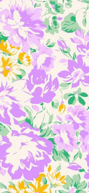 Flower HD Phone Wallpaper 033 300x650 - White Wallpapers