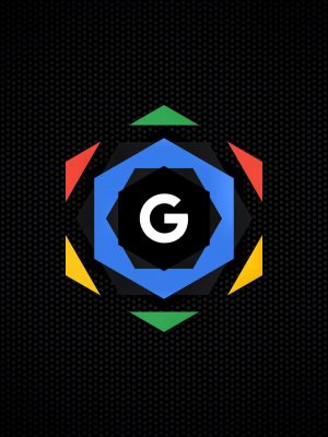 G Logo Minimal Background HD Wallpaper 053 300x400 - Minimal Wallpapers