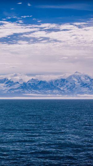 Glacier Bay Basin National Park Alaska United States Wallpaper 1080x1920 300x533 - Nature Wallpapers