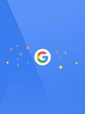 Google Minimal Background HD Wallpaper 300x400 - Minimal Wallpapers