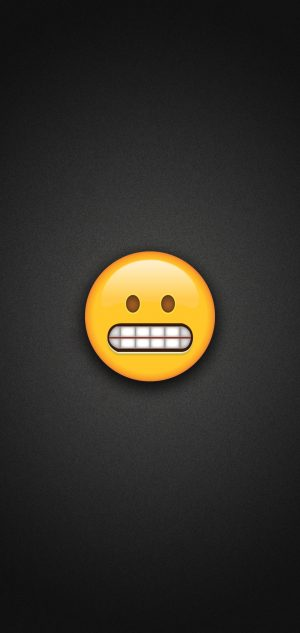 Grinmacing Face Emoji Phone Wallpaper 300x633 - Emoji Wallpapers