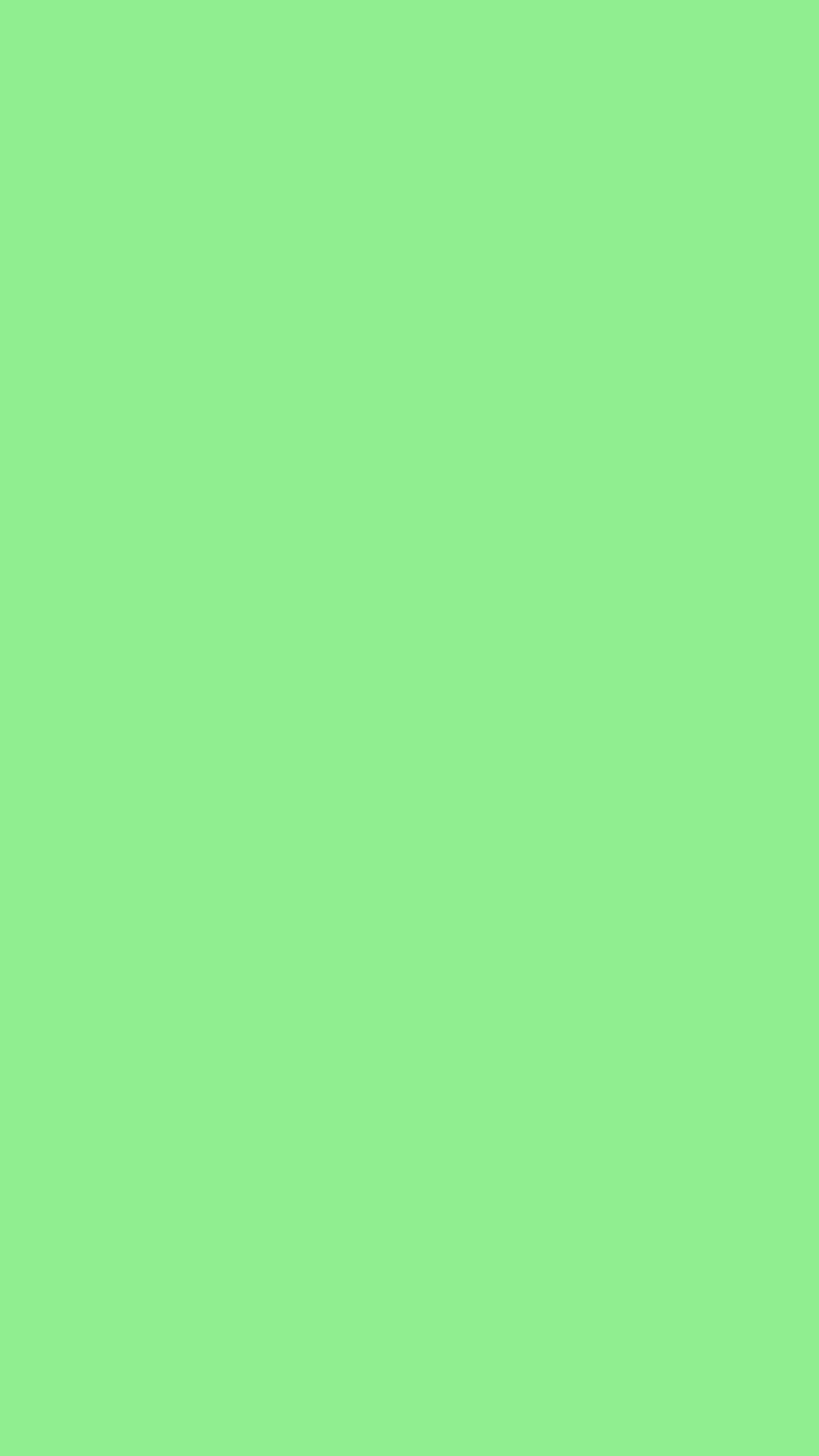Light Green Solid Color Background Wallpaper For Mobile Phone