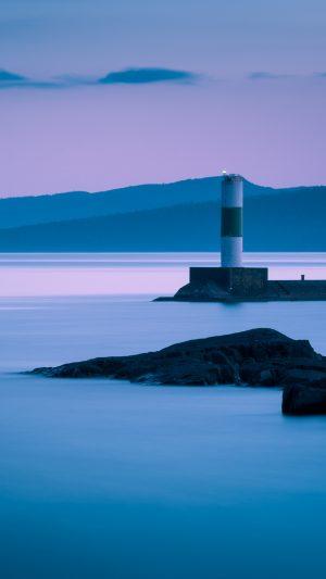 Lighthouse Lake Grand Marais Wallpaper 1080x1920 300x533 - Nature Wallpapers