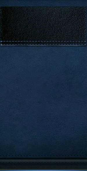 Lock Screen Blue Leather Background Wallpaper 300x585 - Blue Wallpapers