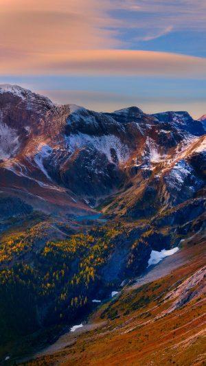 Mountain Peaks Sky Beautiful Scenery Wallpaper 1080x1920 300x533 - Nature Wallpapers