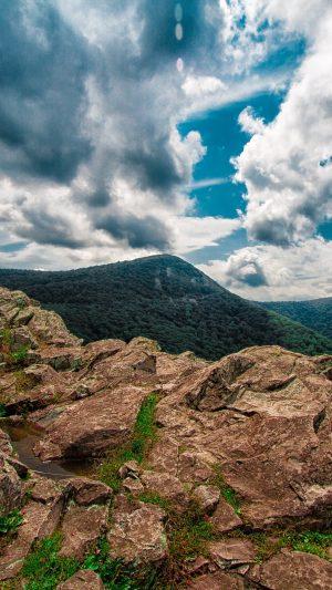 Mountain Stones Peak Wallpaper 1080x1920 300x533 - Nature Wallpapers