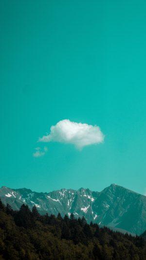 Mountains Clouds La Morte Wallpaper 1080x1920 300x533 - Nature Wallpapers