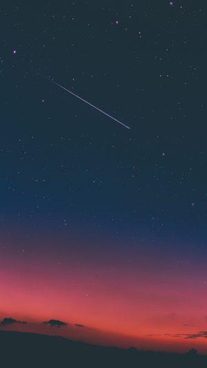 Mountains Fog Sky Stars Sunset Wallpaper 1080x1920 300x533 - Nature Wallpapers