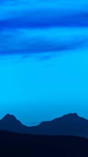 Mountains Sky Horizon Wallpaper 1080x1920 300x533 - Nature Wallpapers