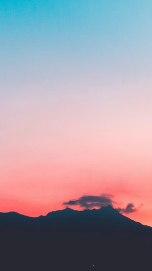 Mountains Sunset Sky Wallpaper 1080x1920 300x533 - Nature Wallpapers