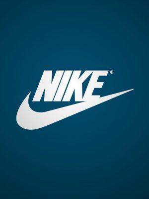 Nike Minimal Background HD Wallpaper 300x400 - Minimal Wallpapers