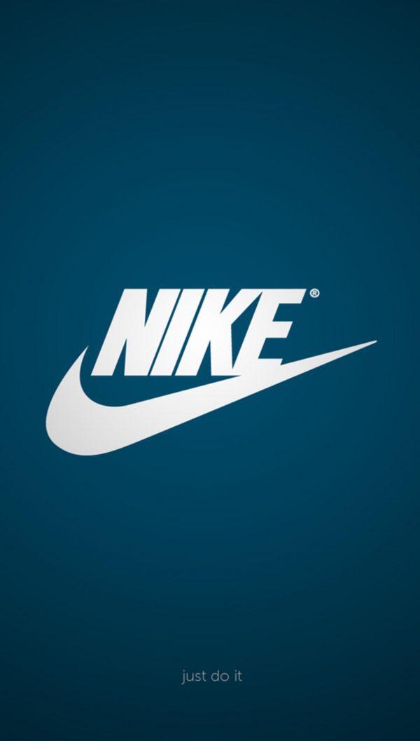 Nike Minimal Background HD Wallpaper 600x1059 - Nike Minimal Background HD Wallpaper