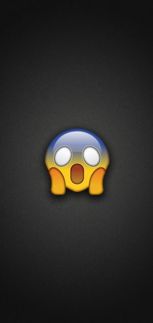 OMG Face Emoji Phone Wallpaper 300x633 - Emoji Wallpapers