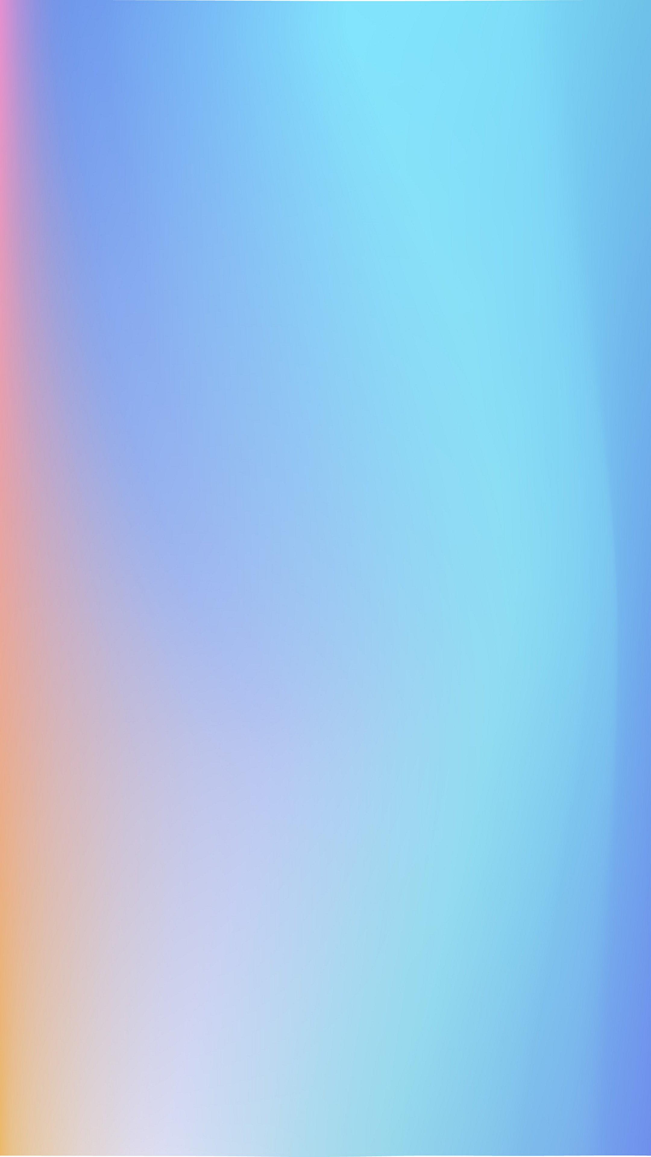 Pink Sky Blue Gradient Wallpaper