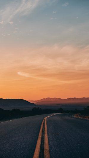 Road Turn Horizon Wallpaper 1080x1920 300x533 - Nature Wallpapers
