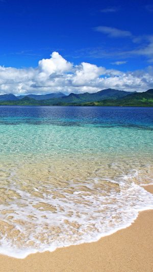 Sea Beach Sand Wallpaper 1080x1920 300x533 - Nature Wallpapers