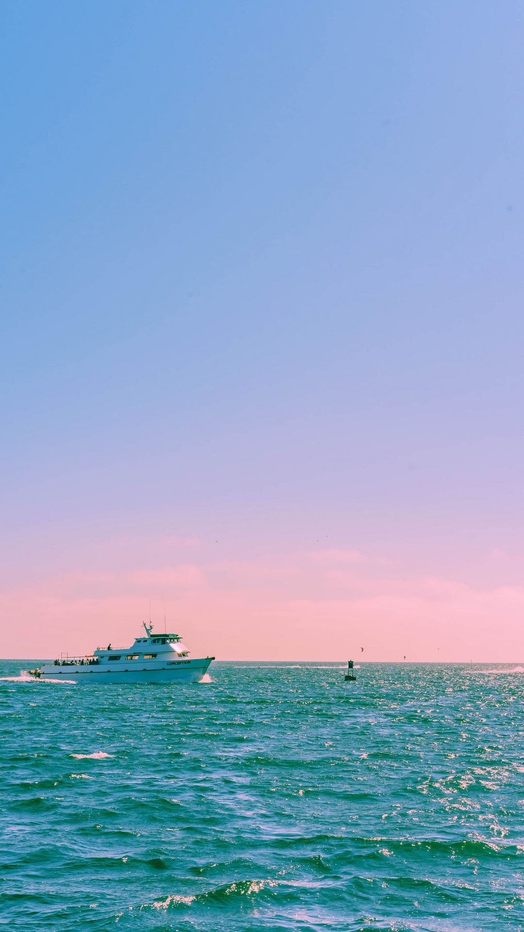 Ship Sea Wallpaper 1080x1920