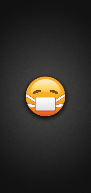 Sick Emoji Phone Wallpaper 300x633 - Emoji Wallpapers