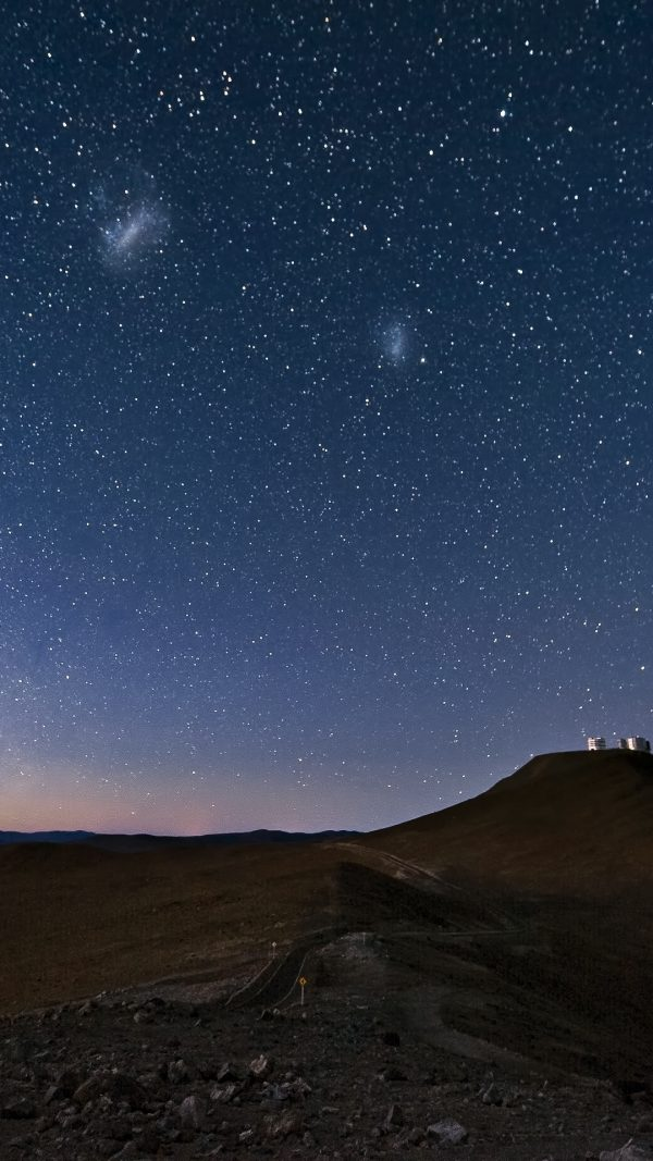 Sky Constellations Night Desert Mountain Wallpaper 1080x1920 600x1067 - Sky Constellations Night Desert Mountain Wallpaper - [1080x1920]