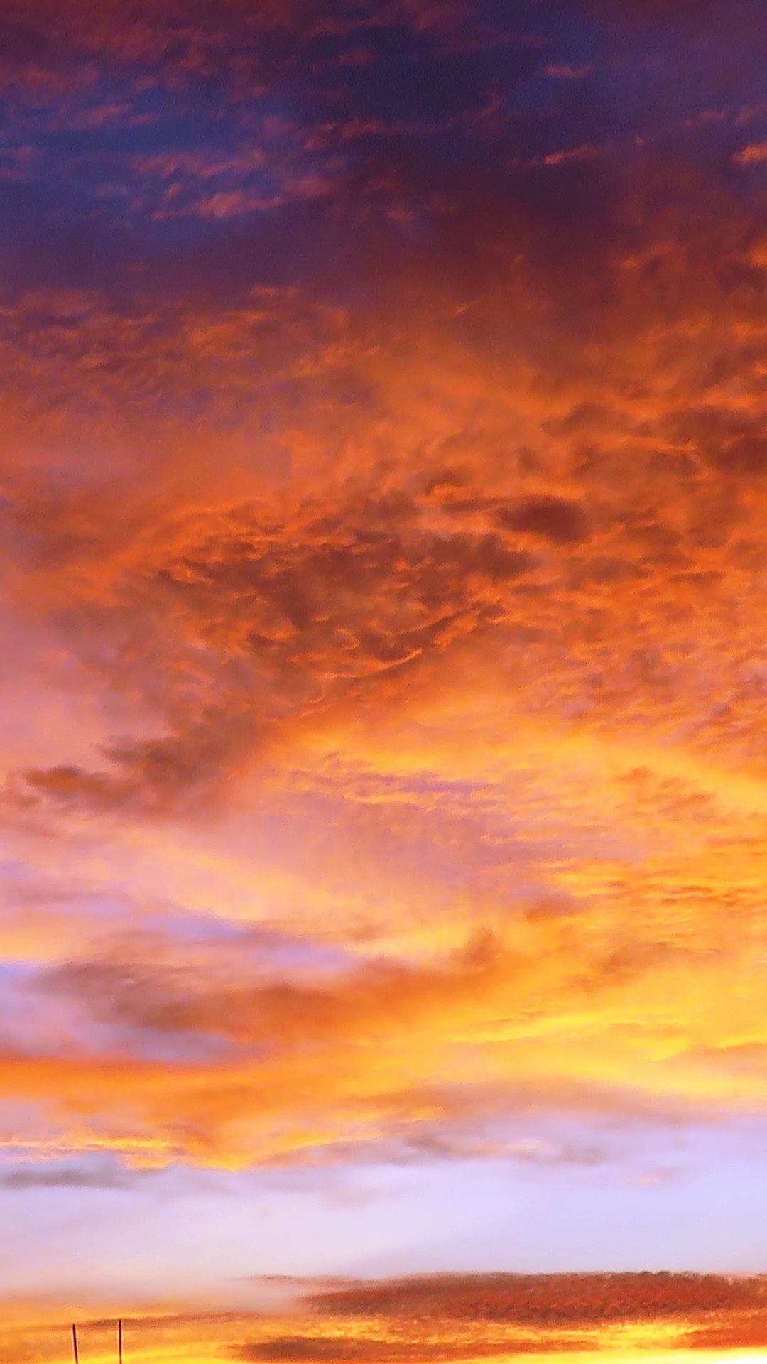 sky sunset clouds wallpaper 1080x1920 sky sunset clouds wallpaper 1080x1920