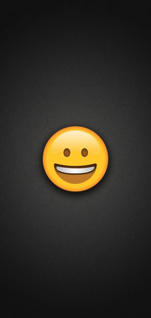Smiling Face Emoji Phone Wallpaper 300x633 - Emoji Wallpapers