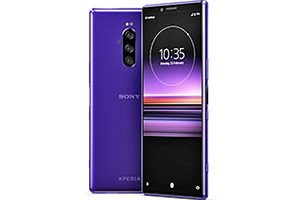 Sony Xperia 1 Wallpapers