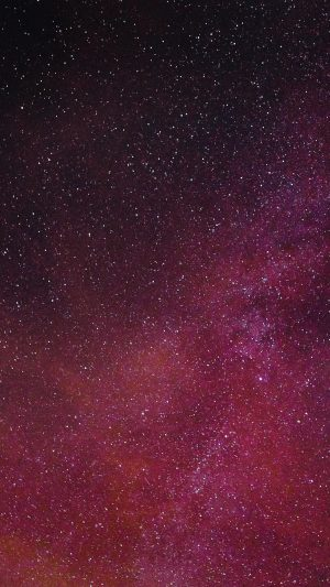 Starry Sky Burgundy Stars Wallpaper 1080x1920 300x533 - Nature Wallpapers