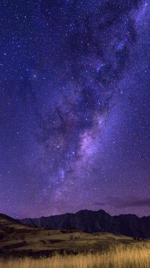 Starry Sky Milky Way Wallpaper 1080x1920 300x533 - Nature Wallpapers