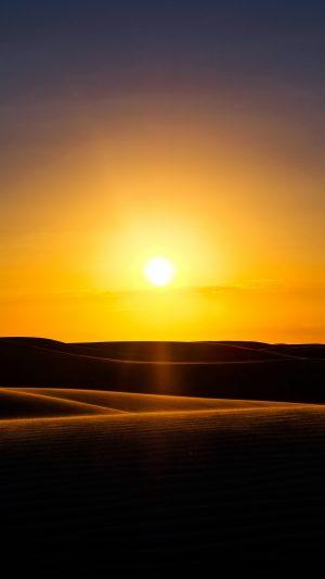 Sunset Sand Dunes Wallpaper 1080x1920 300x533 - Nature Wallpapers