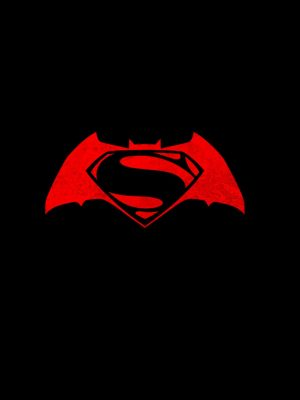 Superman Black Minimal Background HD Wallpaper 2 300x400 - Sunset Minimal Background HD Wallpaper
